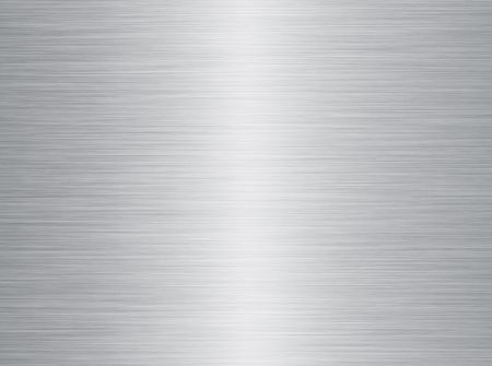 a very large sheet of rendered brushed steel or metal Stock Photo - 1867831