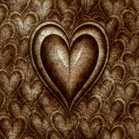 cracking: heart of stone all cracking on similar background