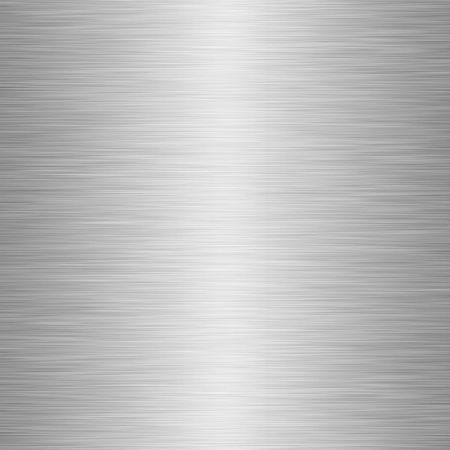 enormous sheet of brushed metal texture  Stock Photo