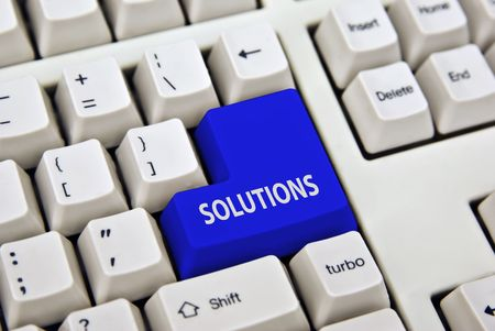 turn key solutions are easy with this key