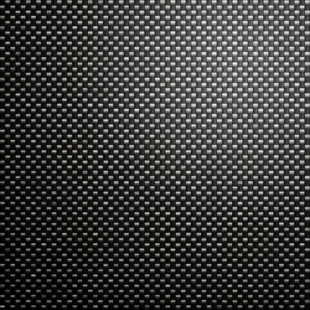 great black woven carbon fibre background texture