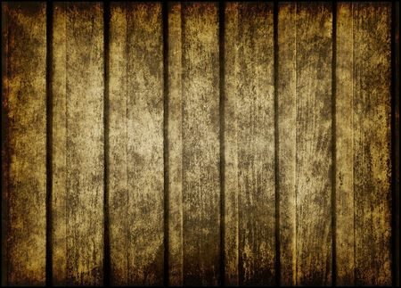 old dirty and grungy wooden wall background Stock Photo - 2801570