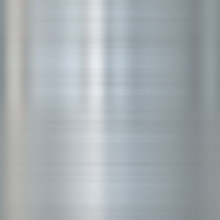 finely: very finely brushed steel metal background texture