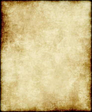 large old paper or parchment background texture photo