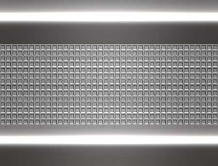 great large metal steel or aluminium plate background Stock Photo - 3194997