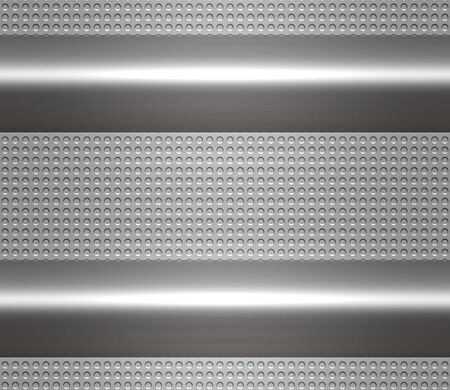 great large metal steel or aluminium plate background Stock Photo - 3228796