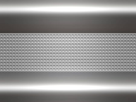 great large metal steel or aluminium plate background Stock Photo - 3239046