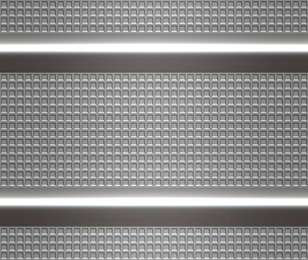 great large metal steel or aluminium plate background Stock Photo - 3239050