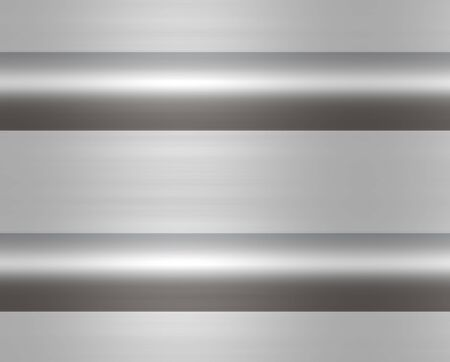great large metal steel or aluminium plate background Stock Photo - 3259778