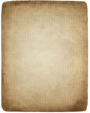 great image of old and worn parchment paper photo