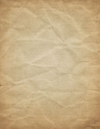 great image of old and worn parchment paper Stock Photo