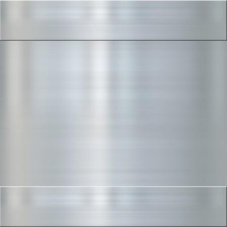 acier bross�?: tr�s finement bross� acier texture de fond