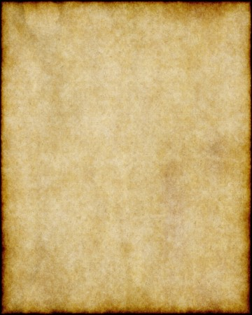 old worn parchment paper background texture image Stock Photo