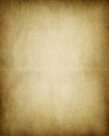 old worn parchment paper background texture image Stock Photo - 4385318