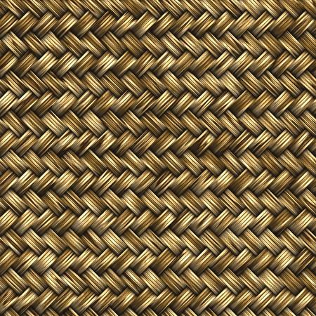 woven: basket weave