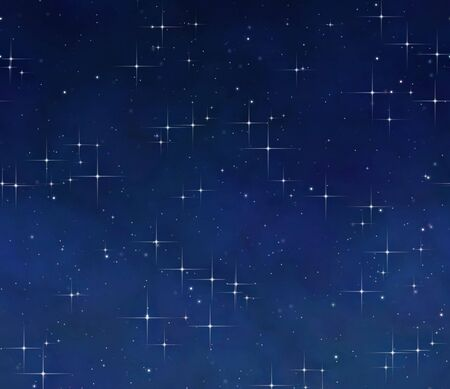 great image of stars in the night sky