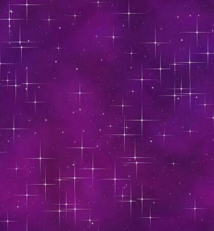great image of stars in the night sky Stock Photo - 4676259