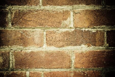 image of an old grungy brick wall background texture Stock Photo - 4765813