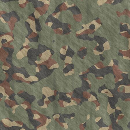 excellent image of camouflage pattern cloth or fabric Stock Photo - 4807374