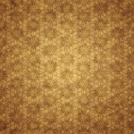 great image of old grungy wallpaper background
