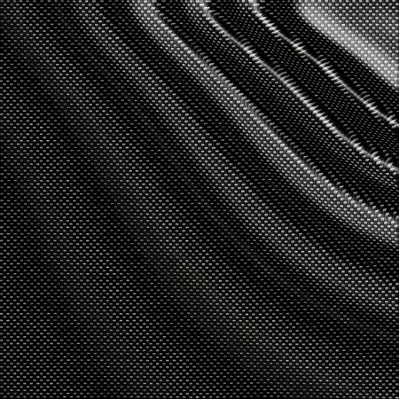 great black woven carbon fibre background texture Stock Photo - 4970742