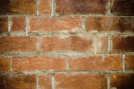 image of an old grungy brick wall background texture  photo