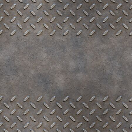 skid: great image of diamond or checker plate with copy space