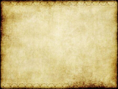 pergamino: gran image del viejo papel de pergamino