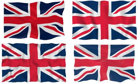 Great Image of the Flag of the united Kingdom Stock Photo - 6518780