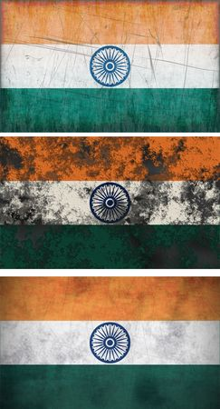 Great Image of the Flag of India photo