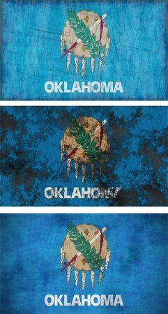 oklahoma: Great Image of the Flag of Oklahoma