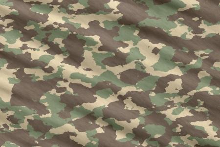 camouflage: ilustraci�n vectorial de material de camuflaje disruptiva  Vectores