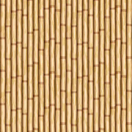 bamboo poles as wall or curtain