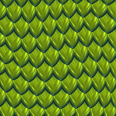 scaly: dragon scales  Illustration