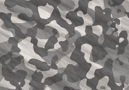 army camo: night camouflage material