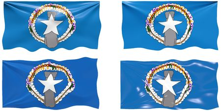 mariana: Great Image of the Flag of Northern Mariana Islands