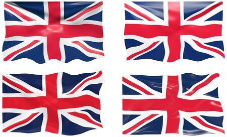 bandera inglaterra: Gran imagen de la bandera del Reino Unido