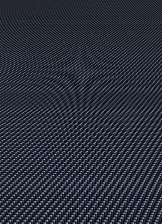 great background image of closeup carbon fiber Stock Photo - 7071748