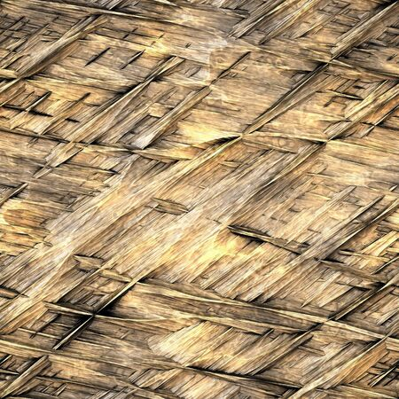 thatched: Straw Thatch Background