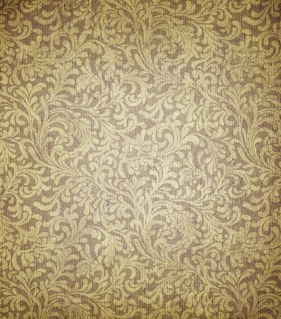 antique: great image of old dirty and grungy wallpaper