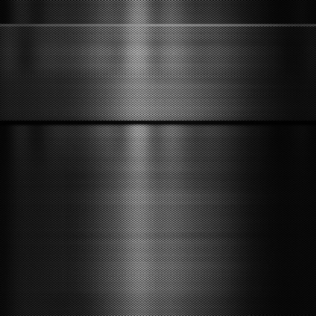 abstract black carbon fibre background image photo
