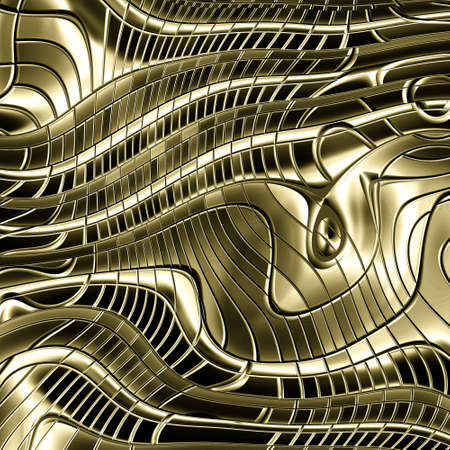 plating: abstract gold metal background