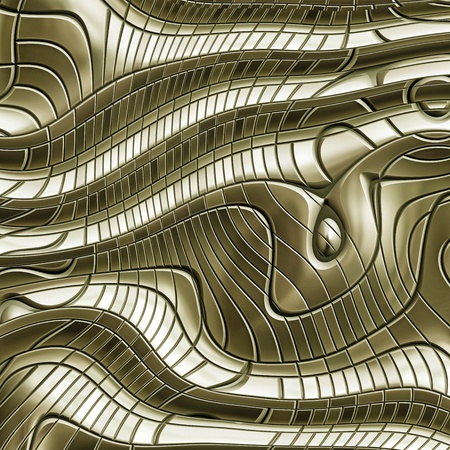 abstract gold metal background photo