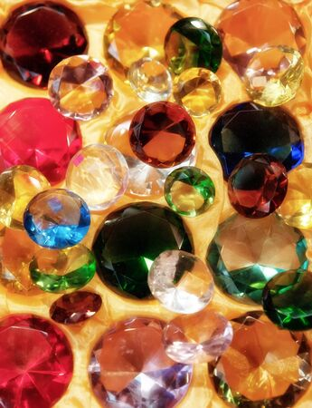 glass gems photo