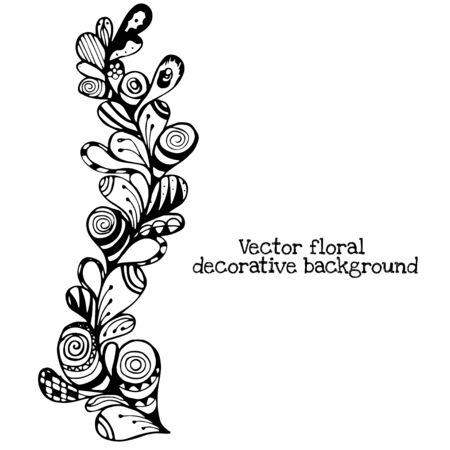 marocco: floral decorative paisley ethnic background.