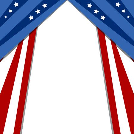 anthem: USA flag