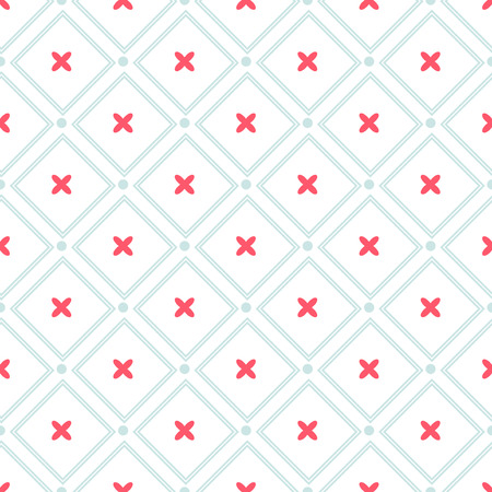 broun: Cute retro abstract heart seamless pattern.Perfect for decoration postcards, brochures, textiles or paper packaging.Pink, broun and white colors.Ideal for Save The Date, baby shower, valentines day, birthday cards, invitations