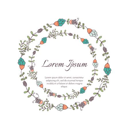 tarjeta de invitacion: Modelo floral de la collection.Wedding invitation.Flower tarjeta de la invitaci�n de la boda, la tarjeta de fecha,