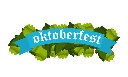 bavarian culture: Oktoberfest banners in bavarian colors vector set. Bavaria festival white and blue Oktoberfest ribbon. Munich design national icon Oktoberfest ribbon culture tradition colorful sign.