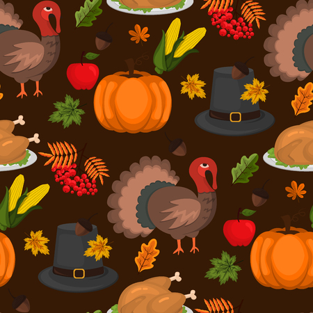 Happy Thanksgiving Celebration Design